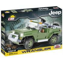 Small Army Jeep Wrangler