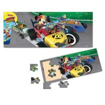 Puzzle Układanka. Mickey AND the Roadster Racers 21