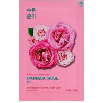 Holika Holika Pure essence mask sheet-damask rose 1szt