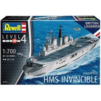 Model plastikowy HMS Invincible Falkland War Revell
