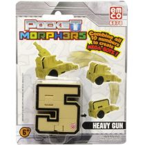 Pocket Morphers figurka blister - Heavy Gun 5
