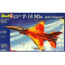 Lockheed Martin F-16 Mlu Solo Display Revell