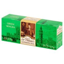 London Tea Herbata zielona Green Sencha 37.5 g