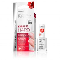 Eveline Cosmetics Nail Therapy Express Hard ekspresowy utwardzacz do paznokci 12 ml
