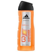 Adidas AdiPower żel pod prysznic Men 400 ml