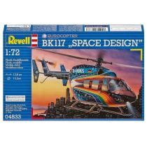 Eurocopter BK 117 Space Design Revell