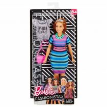 Barbie Fashionistas. Rainbow Rave Mattel