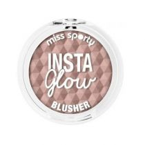 Miss Sporty Insta Glow Blusher róż do policzków 001 Luminous Beige 5 g