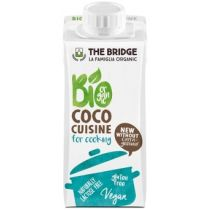 The Bridge Krem kokosowy do gotowania bez glutenu 200ml EKO 200 ml Bio