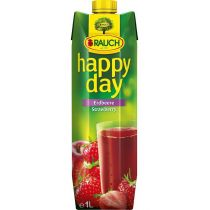 Rauch Happy Day Napój z truskawek 1 l