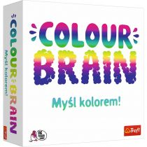 Colour Brain. Myśl kolorem! Trefl