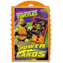 Power Cards: Michelangelo