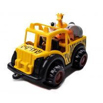 Mighty Jeep Safari Viking Toys