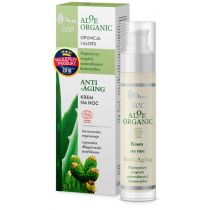 Ava Anti-aging Krem do twarzy na noc Opuncja i aloes 50 ml