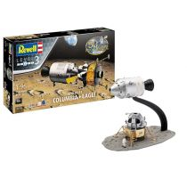 Model plastikowy Moon Landing 1/96 Apollo 11 Columbia Revell