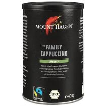 Mount Hagen Kawa cappuccino family fair trade 400 g Bio