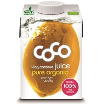 Coco Dr. Martins Woda kokosowa king 500 ml bio