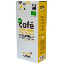 Alternativa Kawa mielona arabica colombia fair trade 250 g bio