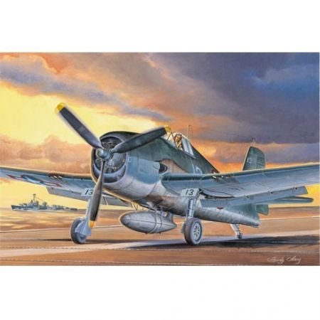 HOBBY BOSS F6F-3 Hellcat Late Version