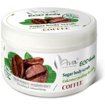 Ava Eco Body Cukrowy peeling do ciała Coffee 250 ml