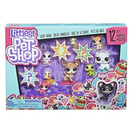 Figurki Littlest Pet Shop Pączki