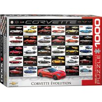 Puzzle 1000 Ford Mustang Evolution 6000-0684 Eurographics