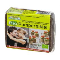 Mestemacher Pumpernikiel 250 g Bio