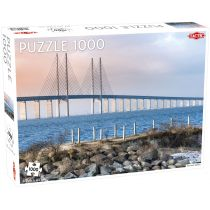 Puzzle 1000 Öresund Bridge Tactic