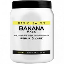 Basic Salon Banana Mask bananowa maska do włosów