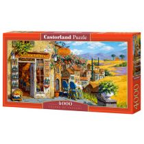 Puzzle 4000 Colors of Tuscany CASTOR