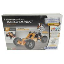 Laboratorium mechaniki łazik i quad 60954 Clementoni