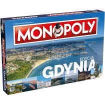 Monopoly - Gdynia WINNING MOVES