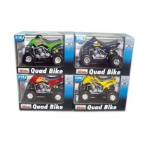 Quad zielony 1:16 Teama