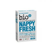 Bio-D Nappy fresh Dodatek do prania pieluch 500 g