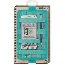 If Bookaroo Notebook Tidy Organizer na notes turkus