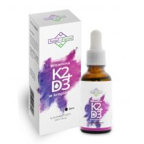 Soul Farm Witamina k2+d3 w kroplach (100mcg+2000iu) 30 ml