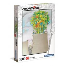 Puzzle 1000 Mordillo The Cure Clementoni