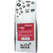 Alternativa Kawa ziarnista forte fair trade 500 g bio