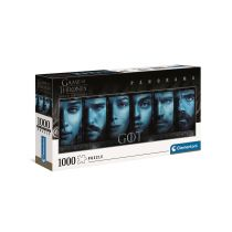 Puzzle 1000 Panorama Game of Thrones Clementoni