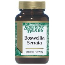 Swanson, Usa Boswellia Serrata extract 200mg 120 kaps.