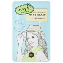 Holika Holika Mask sheet maska w płacie after taking a trip-po podróży 1szt
