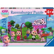 Puzzle Cry Babies. Magic Tears 2w1 Ravensburger
