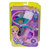 Figurki Polly Pocket Pączek Pajama Party