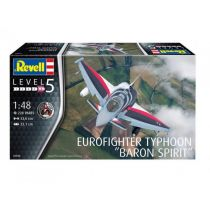 Model plastikowy Eurofighter Typhoon Baron S 1/48 Revell