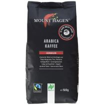 Mount Hagen Kawa mielona Arabica 100% fair trade 500 g Bio