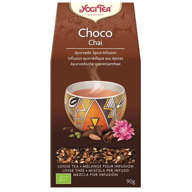 Herbatka czekoladowa choco z kakao