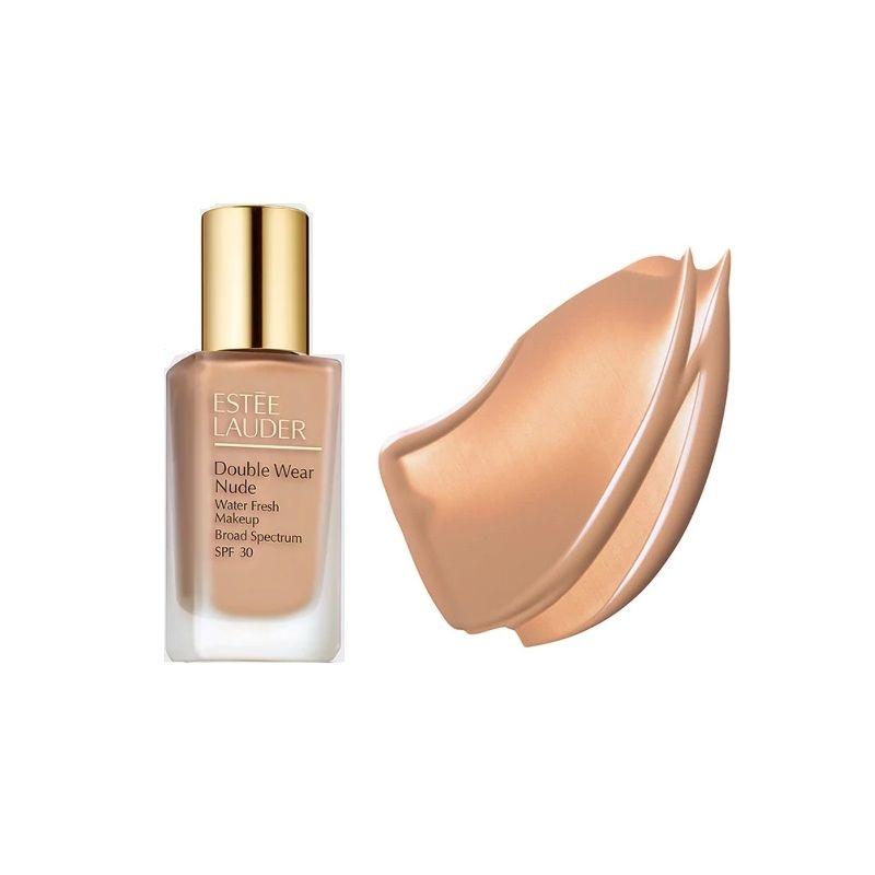 Estée Lauder Double Wear Nude Water Fresh Makeup 1W2 Sand